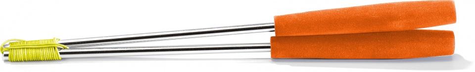 Acrobat diabolostokken Aluminium 32,5 cm oranje