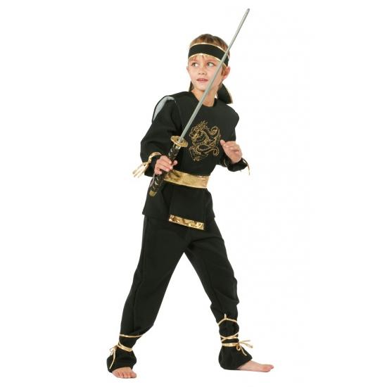 Carnaval Ninja outfit kinderen