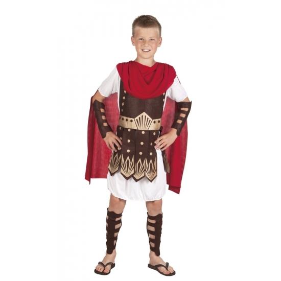 Carnavalkostuum zwaardvechter voor kids