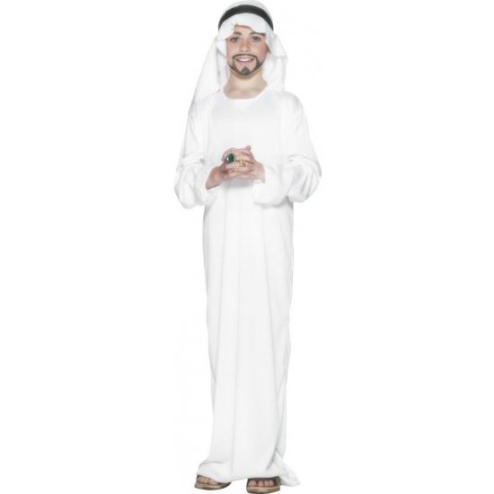 Carnavalskostuum arabieren pak voor jongens