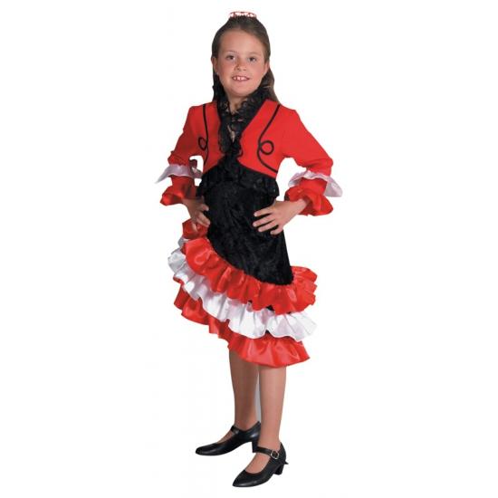 Flamingo jurk voor meisjes