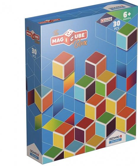 Geomag Education MagiCube Box 30 delig multicolor