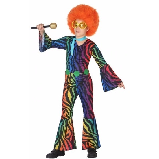 Geschiedenis kostuum disco voor kinderen
