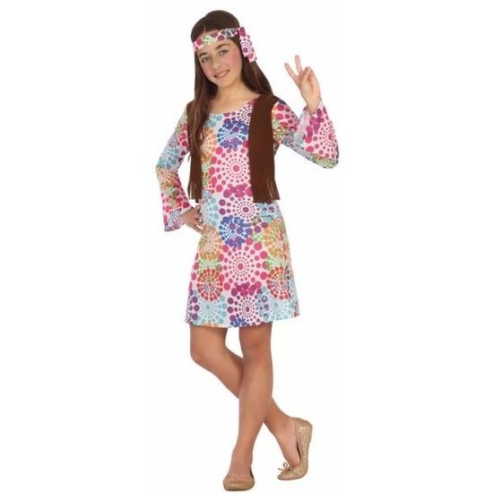 Geschiedenis kostuum hippie voor kinderen