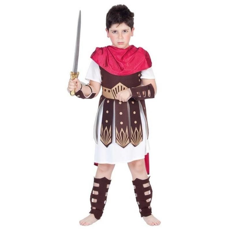 Gladiator carnavalskostuum voor jongens