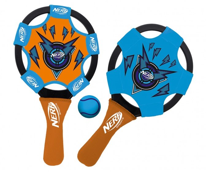 Happy People NERF Sports beachballset 3 delig
