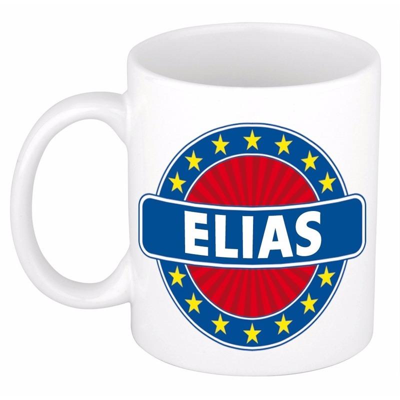 Kado mok voor Elias