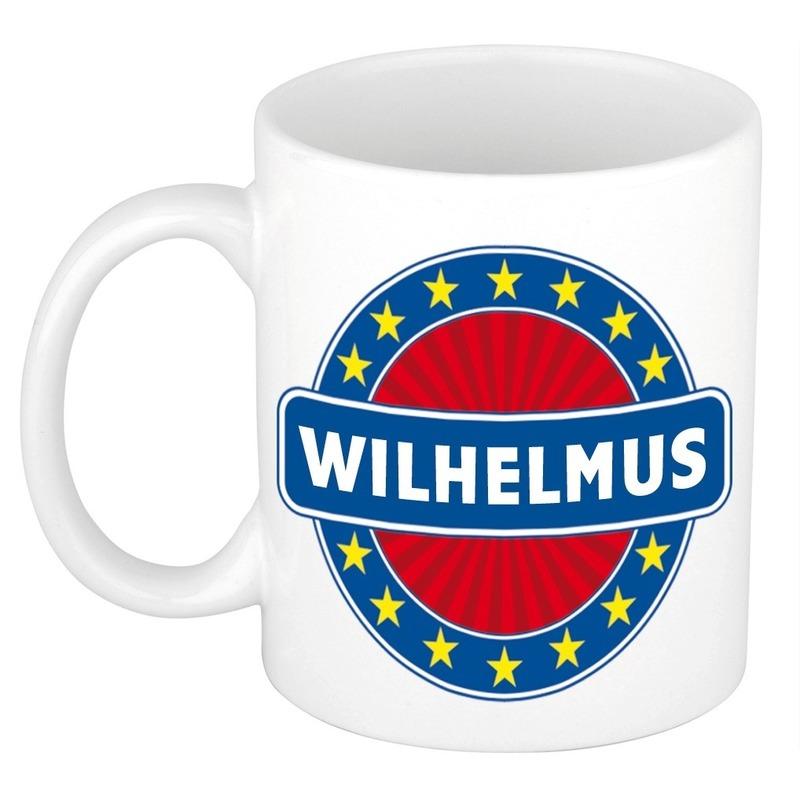 Kado mok voor Wilhelmus