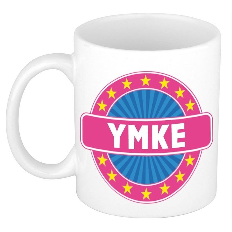 Kado mok voor Ymke