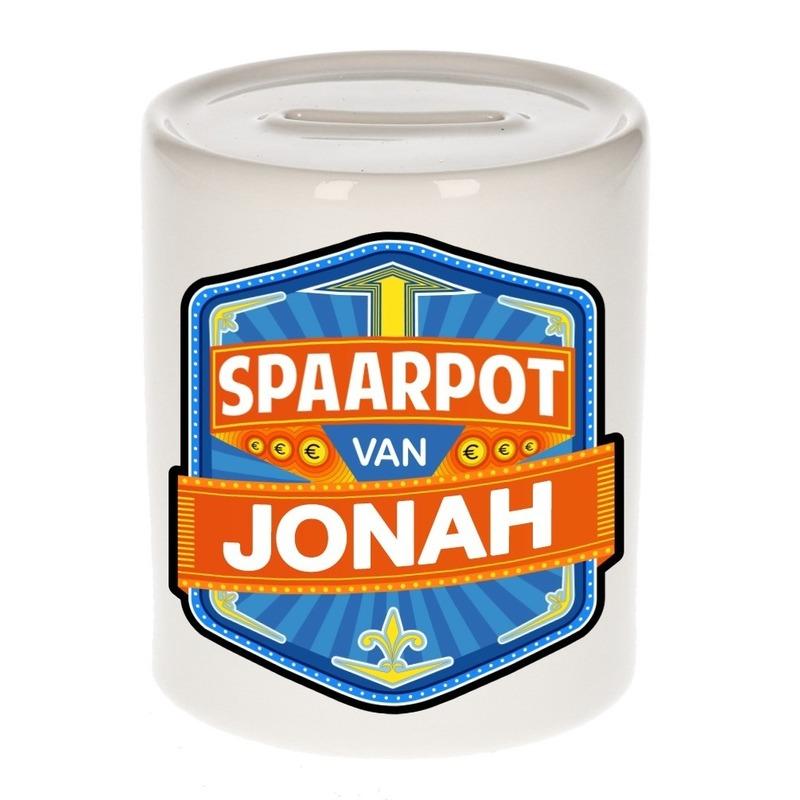 Kinder cadeau spaarpot voor een Jonah