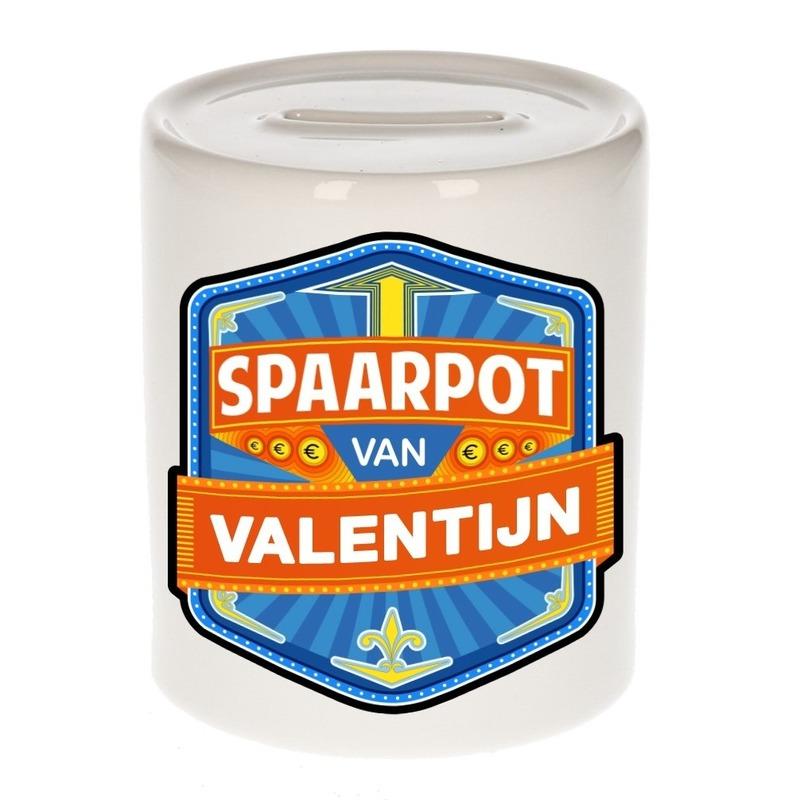 Kinder cadeau spaarpot voor een Valentijn