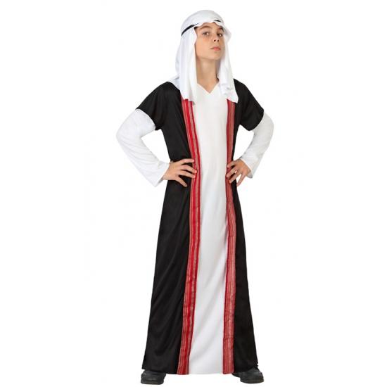 Kinder kostuum Arabische sjeik