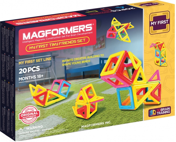 Magformers My First set 20 delig