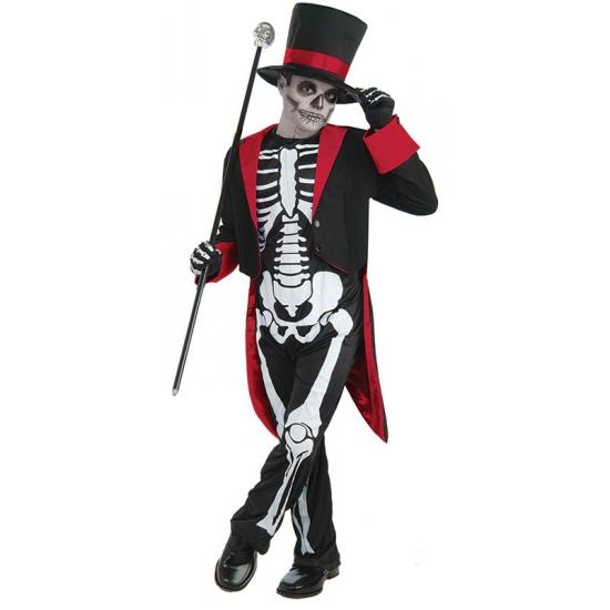 Mr. Bone Jangles verkleed kostuum voor kids