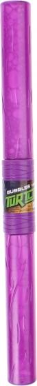 Nickelodeon bellenblaaszwaard Ninja Turtles 150 ml paars