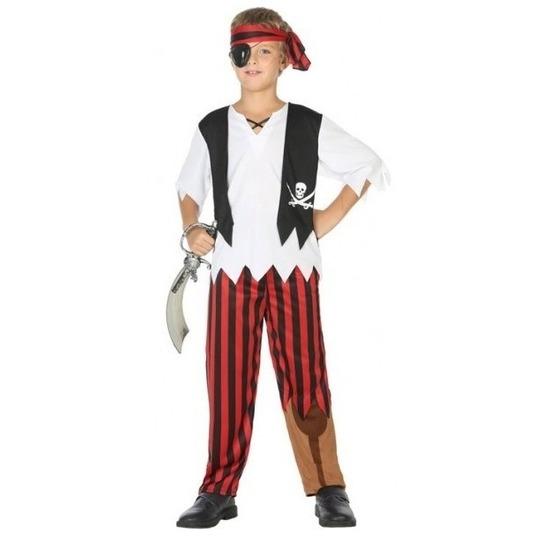 Piraten verkleed set voor jongens