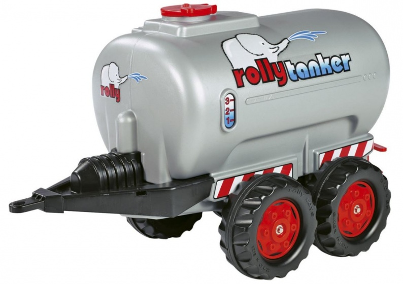 Rolly Toys giertank RollyTanker junior zilver
