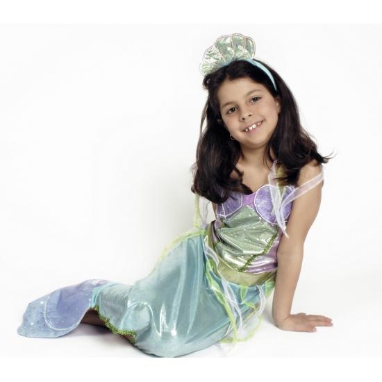 Voordelig zeemeerminnen kostuum