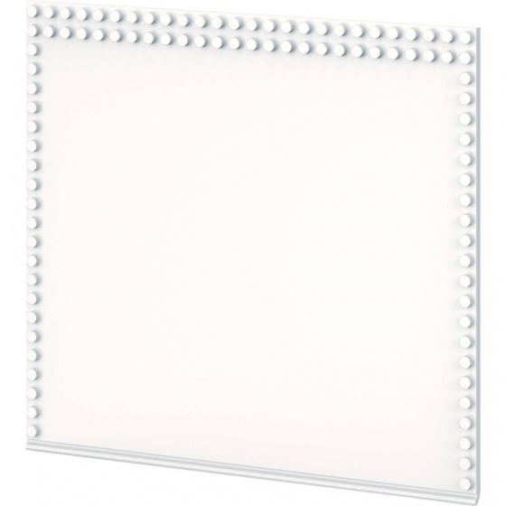 iWallz bouwpakket Platform Medium wit