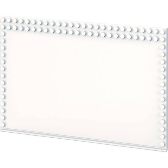 iWallz bouwpakket Platform Small wit
