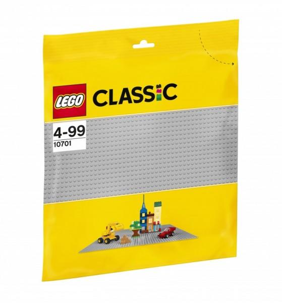 10701 Lego Creator Grijze Bouwplaat