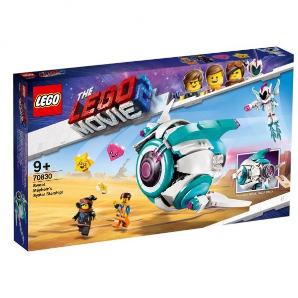 70830 Lego Movie 2 Lieve Chaos' Systar Ruimteschip