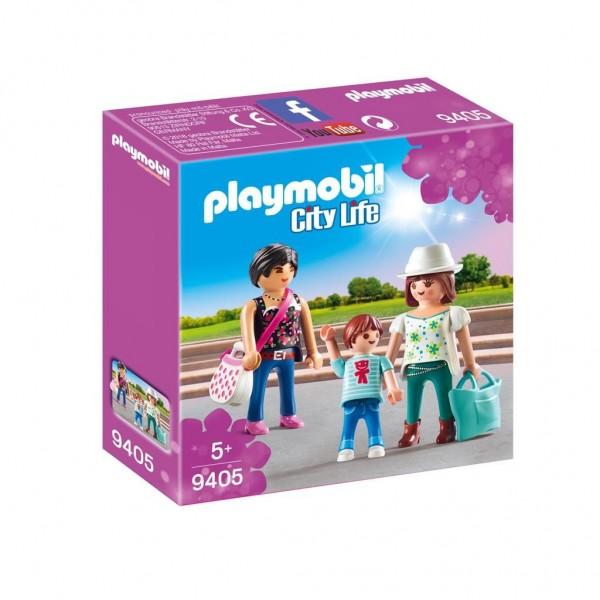 9405 Playmobil Winkelende Meisjes