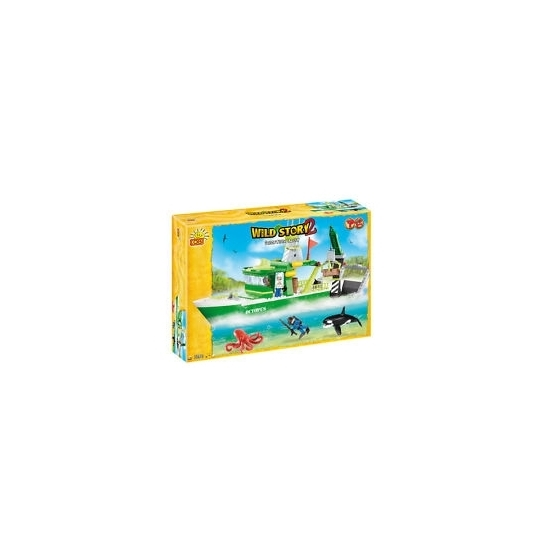 Cobi Wild Story boot set