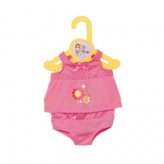 Dolly Moda ondergoed 38 46 cm roze