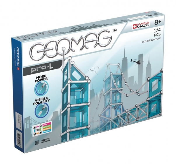 Geomag Pro L Skyline New York 174 delig