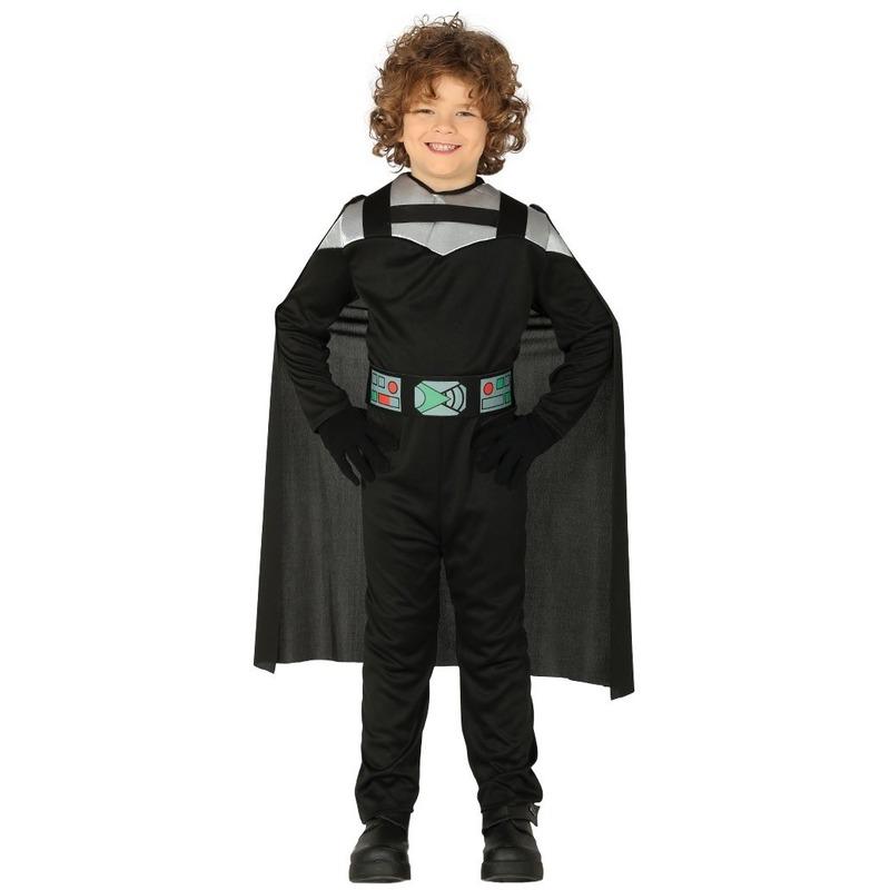 Space Wars ridder verkleed kostuum met cape voor kinderen