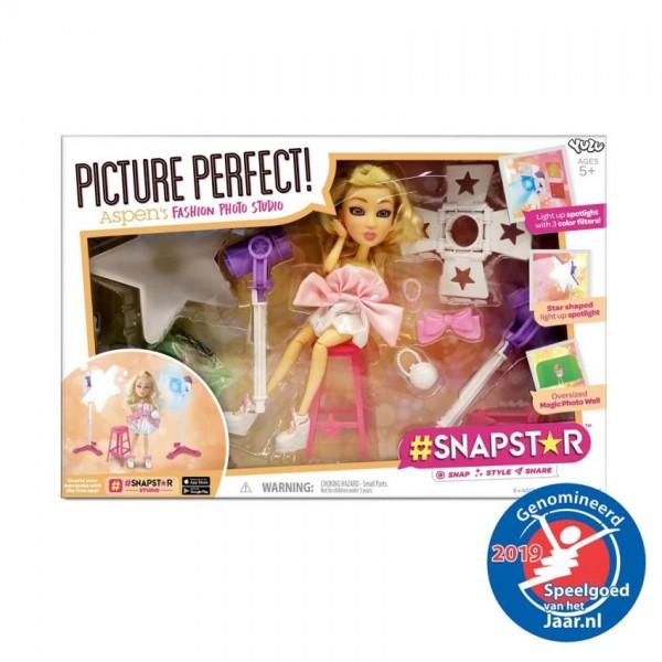 Snapstar Aspens Fashion Fotostudio Speelset