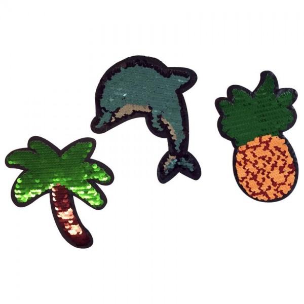 Sticker Sequin Groot