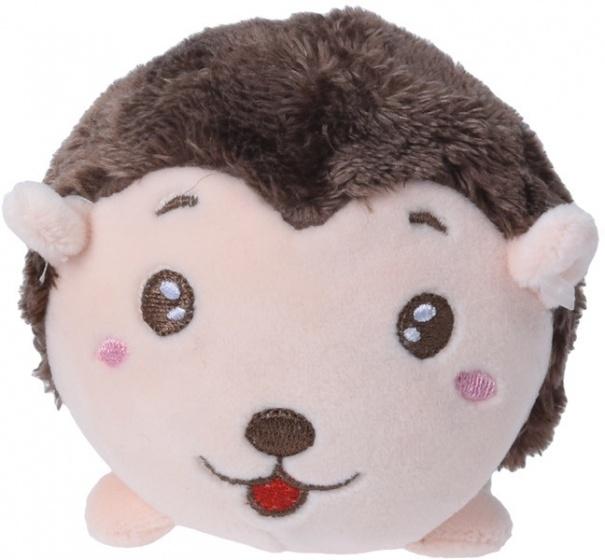 Tender Toys knijpspeelgoed bal egel 9 cm wit