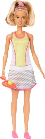 Barbie tienerpop You can be anything: Tennisster 30 cm