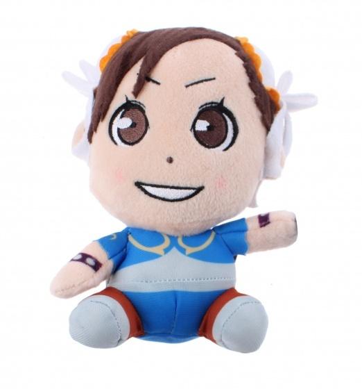 Kamparo knuffel Street Fighter Chun Li 28 cm