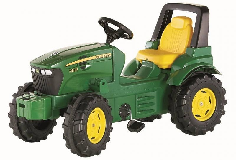 Rolly Toys traptractor RollyFarmtrac John Deere 7930 groen