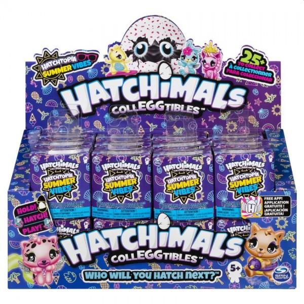 Hatchimals Colleggtibles Season 7 1-pack Summer Vibes