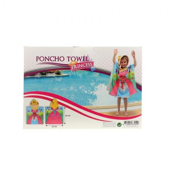 Poncho Handdoek Prinses
