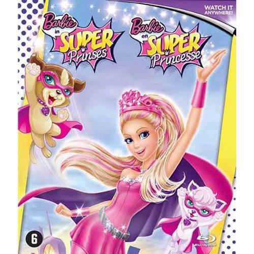 Barbie in super prinses (Blu-ray)