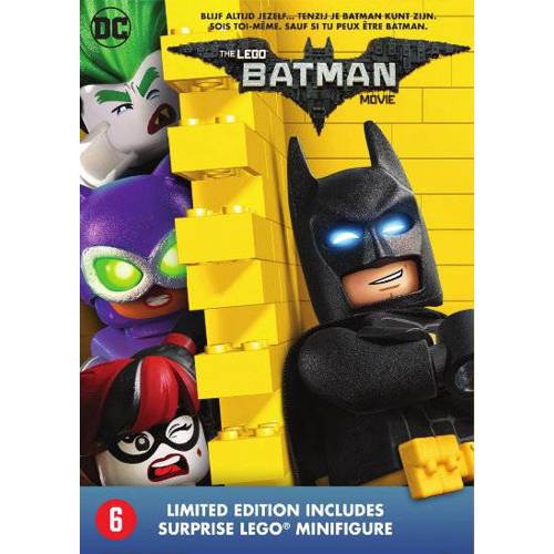 Lego Batman + figurine (DVD)
