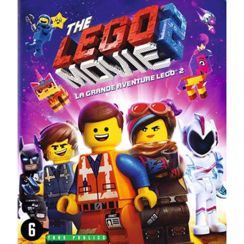 Lego movie 2 - The second part (Blu-ray)