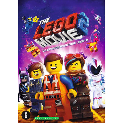 Lego movie 2 - The second part (DVD)
