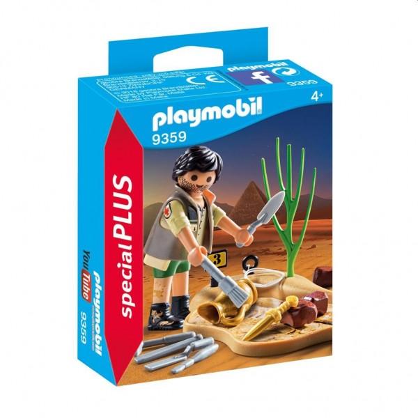 9359 Playmobil Archeoloog