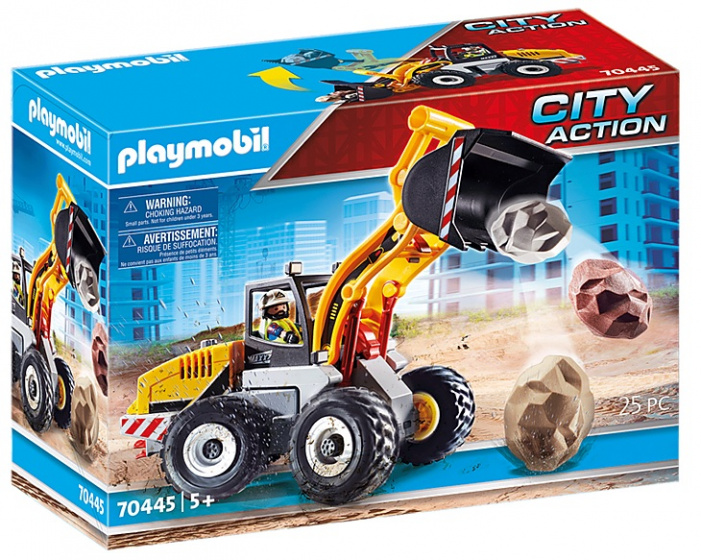 PLAYMOBIL City Action Wiellader (70445)