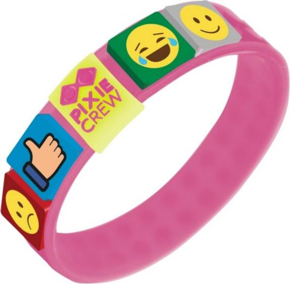 Pixie crew pixel armband roze 35 delig