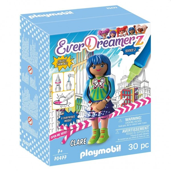 70477 Playmobil Everdreamerz Comic World Clare