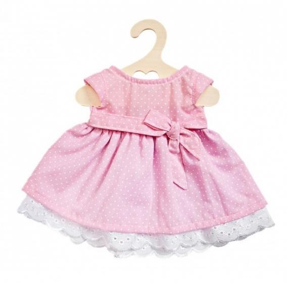 Heless poppenkleding zomerjurk roze 35 45 cm