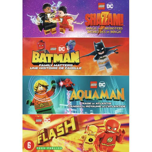 LEGO DC Superheroes collection (DVD)