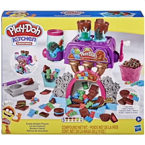 Play Doh La Chocolaterie